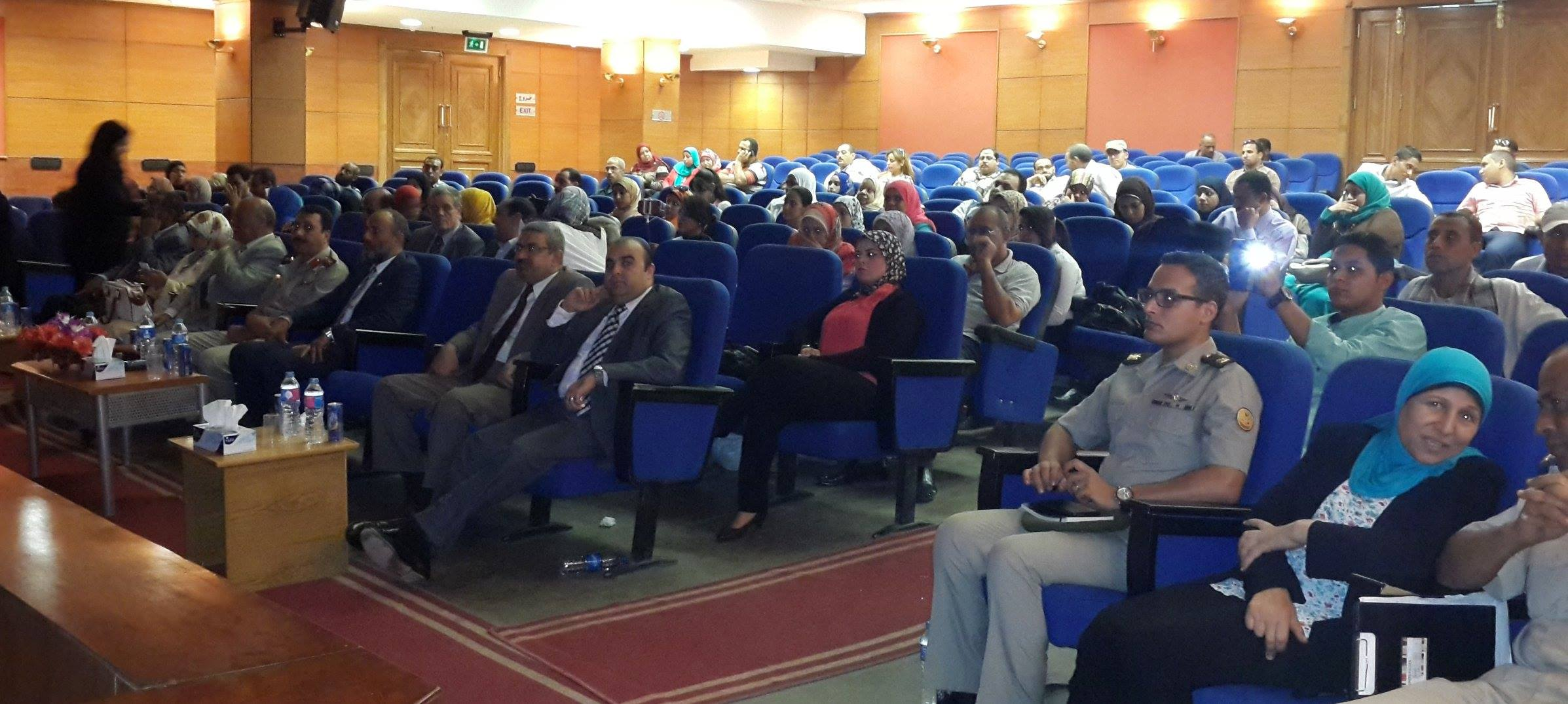MCIT celebrates in collaboration with the Education Center for Information Systems of the Ministry of Defense in Assiut graduation of a new batch of PwDs Training for Employment Grant.