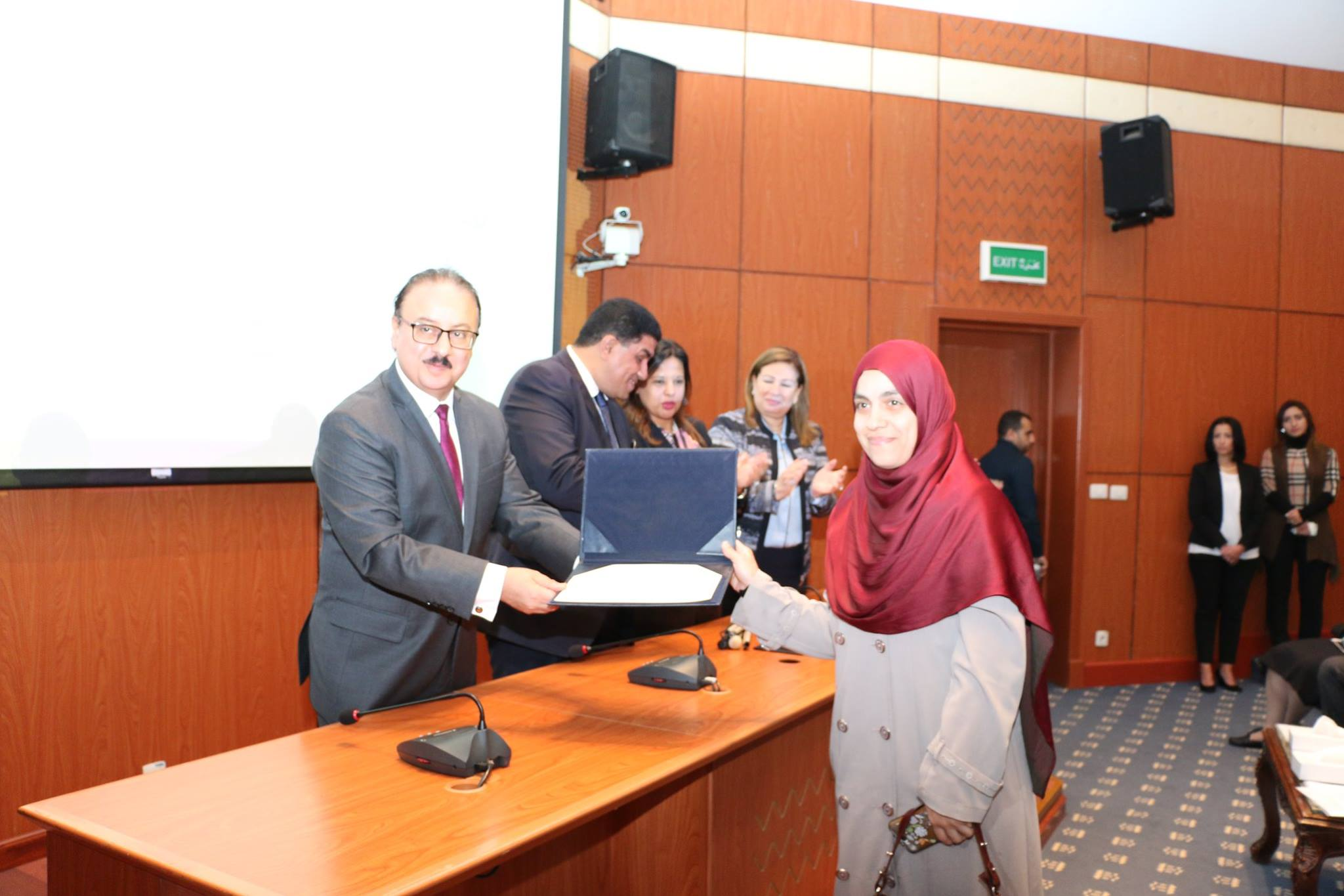 ICT Minister Honors 'Tamkeen' Competition Winners