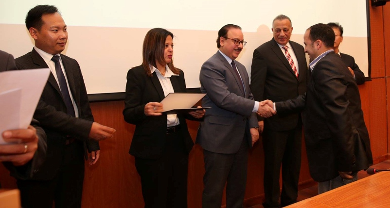 ICT Minister Witnesses First Batch Graduation Ceremony of 'Training Program for Youth' Grant