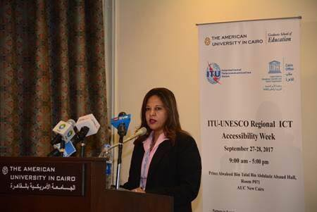At Regional ICT Accessibility Week, Egypt Underlines Promoting PwDs Inclusion
